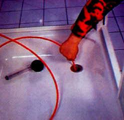 Duschwanne Reinigen rictools innovative werkzeuge : werkzeuge : kaindl rohrfrei